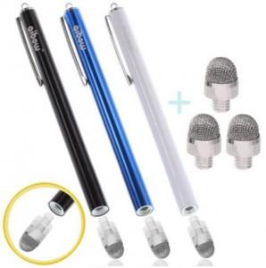 aibow 新開発 濃密導電ファイバー採用 ペン先交換式