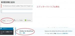 WordPressとエディタ