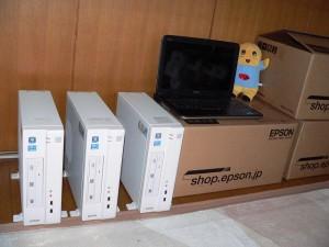 エプソンダイレクトのパソコン